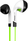 iFrogz Audio InTone In-Ear Headphones with Mic - Green