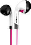 iFrogz Audio InTone In-Ear Headphones with Mic - Pink