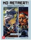 No Retreat: Vol 3: Polish and French Cam (Board Game)