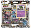 Pokémon TCG - Sun & Moon: Forbidden Light 3-Pack Blister (Regigigas / Garbodor) (Trading Card Game)
