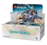 Magic: The Gathering - Dominaria Single Booster (Trading Card Game) - Cover