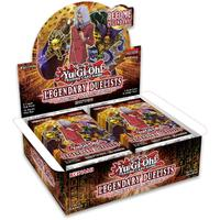 Yu-Gi-Oh! - Legendary Duelists: Ancient Millennium Booster (Trading Card Game)