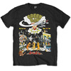 Green Day 1994 Tour Mens Black T-Shirt (Large)