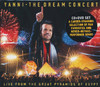Yanni - Dream Concert: Live From Great Pyramids of Egypt (CD)