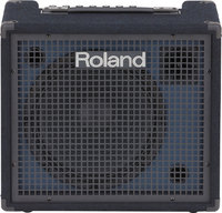 Roland KC-200 4-Channel 100 watt 1x12 Keyboard Amplifier (Black)