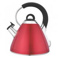 Snappy Chef - Whistling Kettle - Red (2.2 Litre)