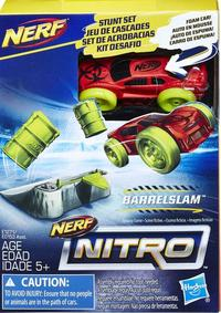 Nerf - Nitro Single Stunt and Car - Cover