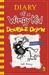 Diary of a Wimpy Kid: Double Down (Diary of a Wimpy Kid Book 11) - Jeff Kinney (Paperback)