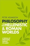 Philosophy In the Hellenistic and Roman Worlds - Peter Adamson (Paperback)