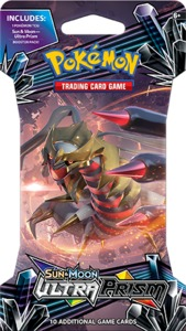 Pokémon TCG - Sun & Moon: Ultra Prism Sleeved Booster (Trading Card Game) - Cover