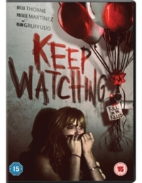 Keep Watching (DVD) - Cover