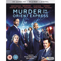 The Murder On the Orient Express (4K Ultra HD + Blu-ray)