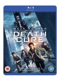Maze Runner: The Death Cure (Blu-ray) - Cover