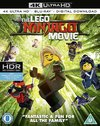 LEGO NINJAGO Movie (4K Ultra HD + Blu-ray)