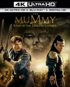 The Mummy: Tomb of the Dragon Emperor (4K Ultra HD + Blu-ray)