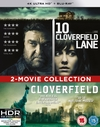 Cloverfield/10 Cloverfield Lane (4K Ultra HD + Blu-ray)
