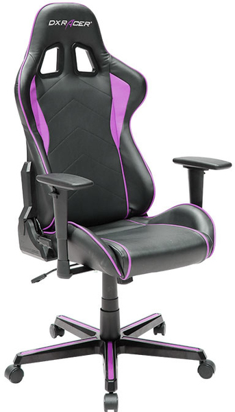 DXRacer - Gaming Chair - Formula - OH/FH08/NP - Pink/Black (PC/Gaming)