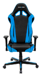 DXRacer - Racing Series Gaming Chair - Black/Blue OH/RZ0/NB (PC/Gaming)