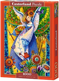 Castorland - Angelic Harvesting Puzzle (1000 Pieces) - Cover