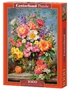 Castorland - June Flowers in Radiance Puzzle (1000 Pieces) Cover