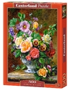 Castorland - Flowers in a Vase Puzzle (500 Pieces) Cover