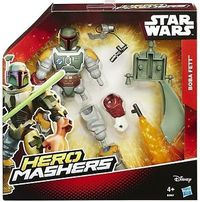Star Wars - Hero Mashers Deluxe Figure: Boba Fett (B3667) - Cover