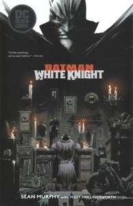 Batman - White Knight - Sean Murphy (Hardcover) - Cover