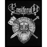 Ensiferum - Sword & Axe (Sew On Patch) - Cover