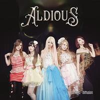 Aldious - Unlimited Diffusion (CD)