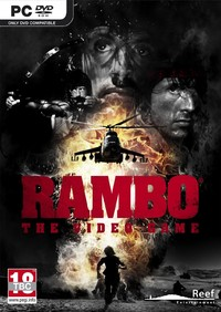 Rambo: The Video Game (PC) - Cover