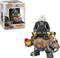 Funko Pop! Games - Overwatch - Roadhog 6 - Cover