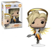 Funko Pop! Games - Overwatch - Mercy - Cover