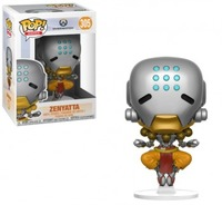 Funko Pop! Games - Overwatch - Zenyatta - Cover