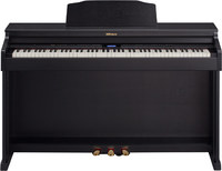Roland HP601 HP Series 88 Key Digital Piano with Stand (Contemporary Black)