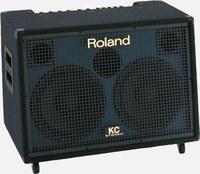 Roland KC-880 KC Series 320 watt 2x12 Inch 4-Channel Stereo Keyboard Amplifier Combo (Balck)