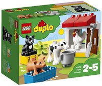 LEGO® Duplo - Farm Animals - Cover