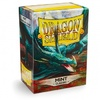 Dragon Shield - Standard Sleeves - Classic Mint (100 Sleeves)