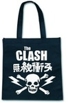 The Clash - Skull And Crossbones Eco Bag (Trend Version)