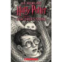 Harry Potter and the Sorcerer's Stone - J. K. Rowling (Paperback)
