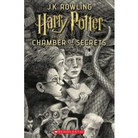 Harry Potter and the Chamber of Secrets - J. K. Rowling (Paperback)