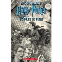 Harry Potter and the Goblet of Fire - J. K. Rowling (Paperback)