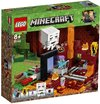 LEGO® Minecraft - The Nether Portal (470 Pieces) Cover