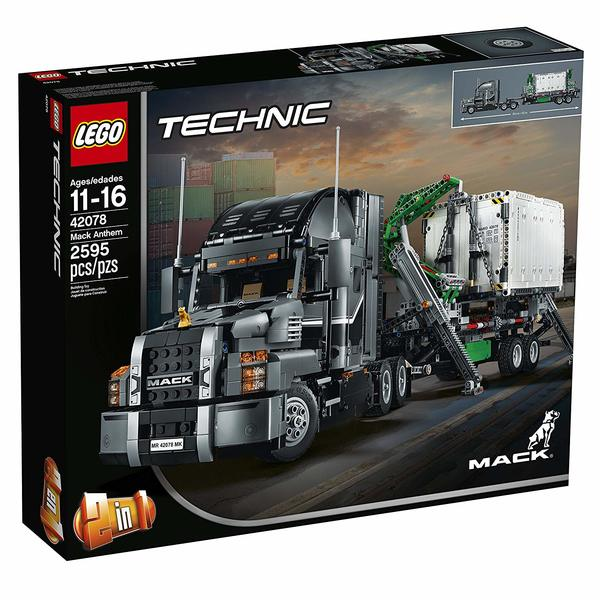 LEGO® Technic - Mack Anthem (2595 Pieces)