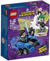 LEGO® Super Heroes - Mighty Micros: Nightwing™ Vs. the Joker™ (84 Pieces)