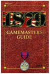 1879: Gamemaster's Guide (Role Playing Game)