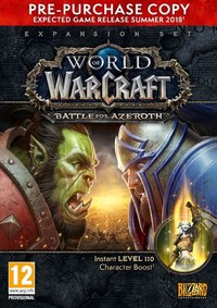 World of Warcraft: Battle for Azeroth Pre-Purchase Copy (PC) - Cover