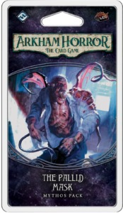 Arkham Horror: The Card Game - The Pallid Mask Mythos Pack (Card Game) - Cover