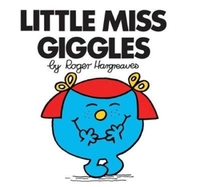 Little Miss Giggles - Roger Hargreaves (Paperback) - Cover