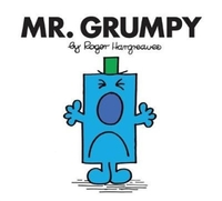 Mr. Grumpy - Roger Hargreaves (Paperback) - Cover