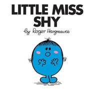 Little Miss Shy - Roger Hargreaves (Paperback) - Cover